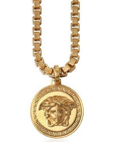 King Khalil Klick Klick Halskette Versace