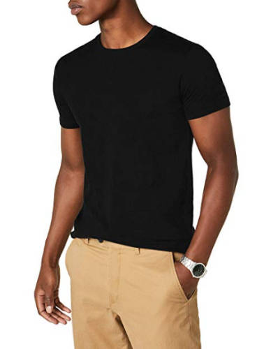King Khalil Style T-Shirt schwarz