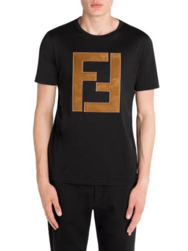 Kollegah Most Wanted T-Shirt Fendi schwarz