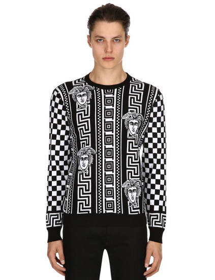 Kollegah Pullover Versace