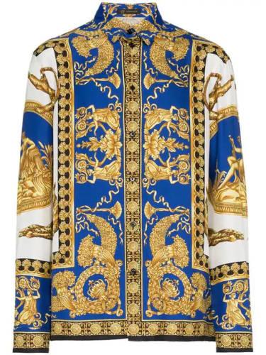 Kollegah Versace Hemd