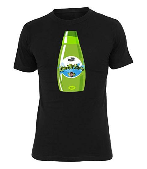 Limette Kiwi Duschgel T-Shirt