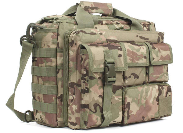 Luciano Camouflage Tasche