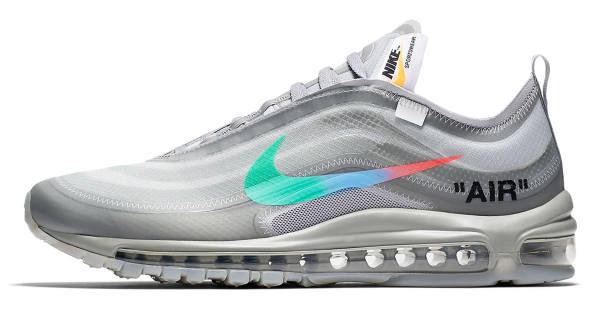 lLuciano Schuhe Off White Nike Air Max 97 Menta