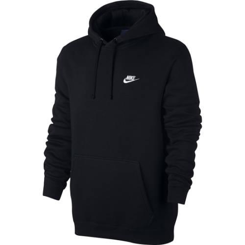 Nike Fleece Hoodie schwarz