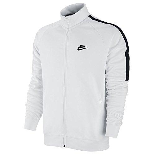Nike Herren Tribute Jacket weiß
