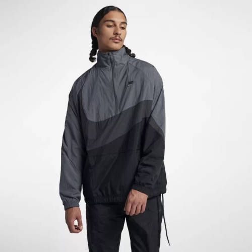 Nike Jacke Swoosh groß