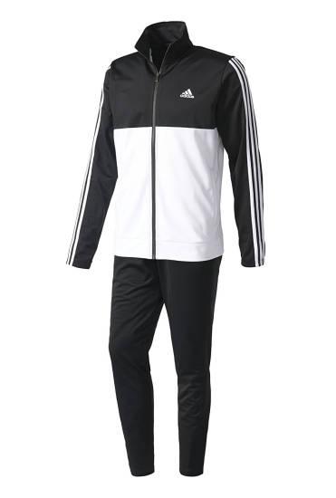 Olexesh Trainingsanzug schwarz weiß