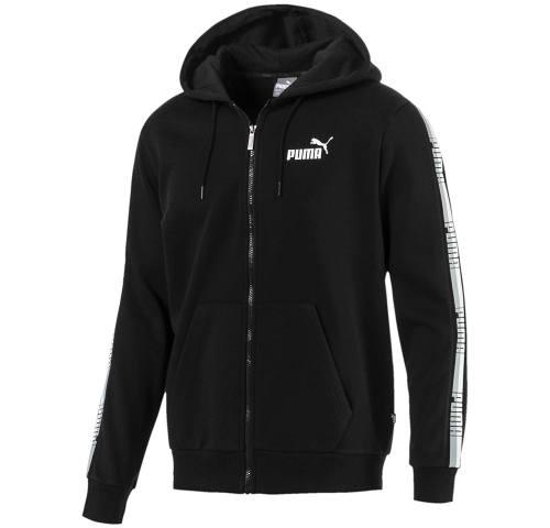 Puma Tape FZ Hoody Sweatshirt