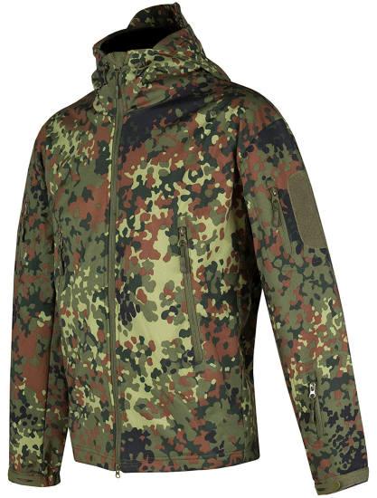 Samra Jacke Camouflage Alternative