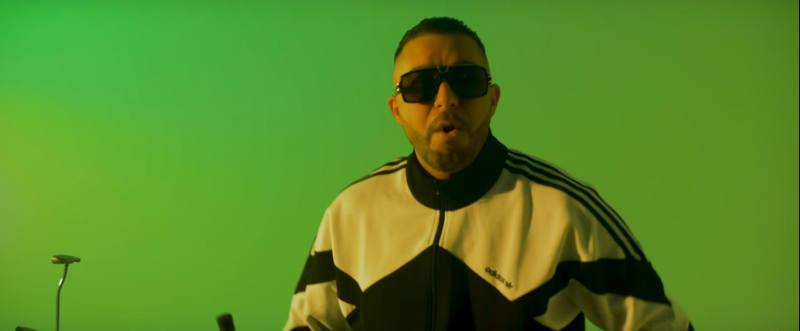 Samy Alles oder Nix Rapper Outfit