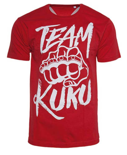 Team Kuku T-Shirt rot