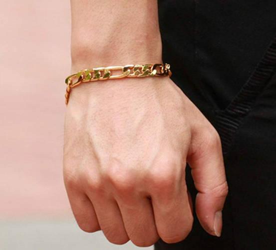 Tommy Style Armband gold