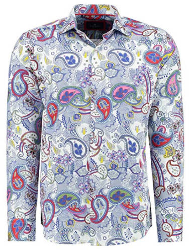 Tommy Style Hemd