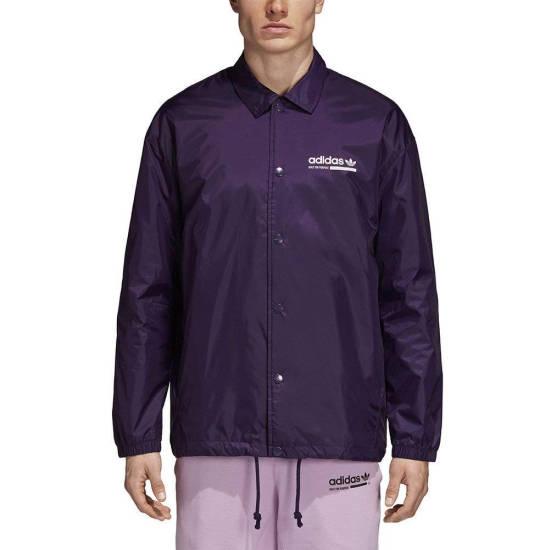 Veysel Jacke violett