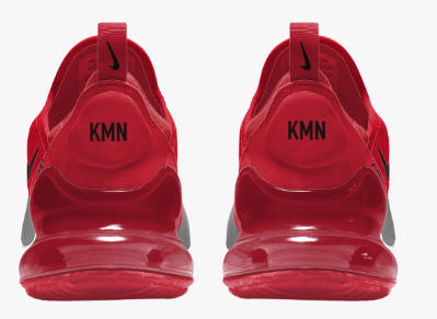 Zuna Schuhe Nike ID