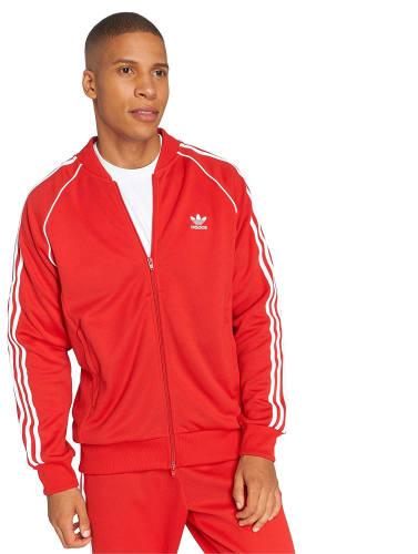 Adidas SST TT Trainingsjacke rot