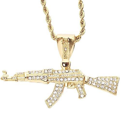 AK47 Halskette