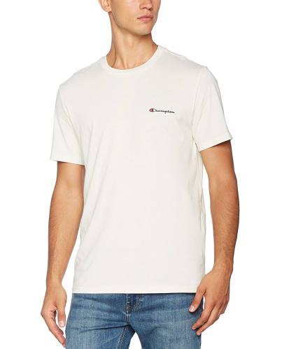 Champion T-Shirt weiß Herren