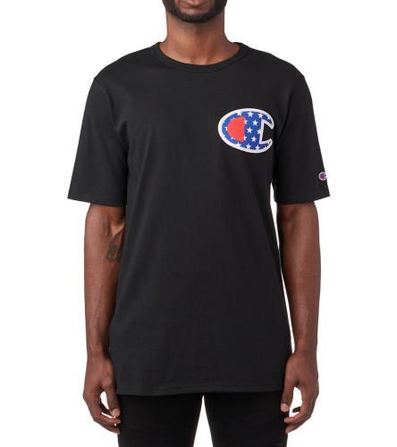 Champion T-Shirt Sterne Logo