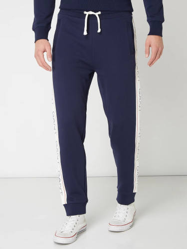 Gant Sweatpants Logo Stripe