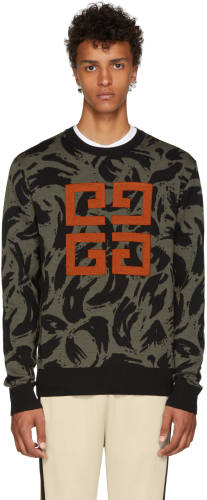 Kontra K Pullover Givenchy
