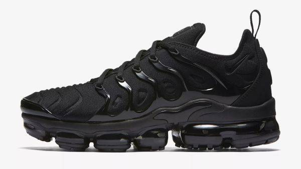 Air Max Damen Schwarz Lack not in