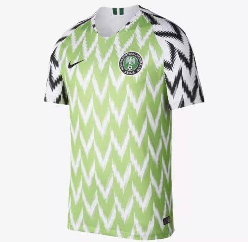 Naija WM Trikot Nigeria