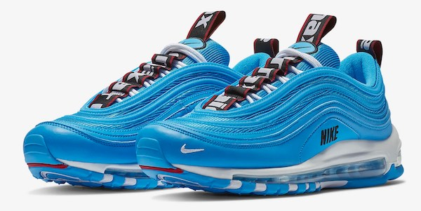 Nike Air Max 97 Premium blau