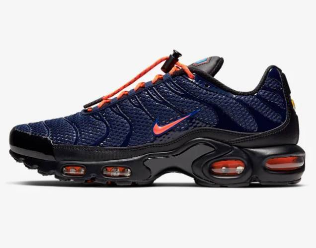 2016 Nike Air Max TN Schuhe Blau Gelb Neon Grün