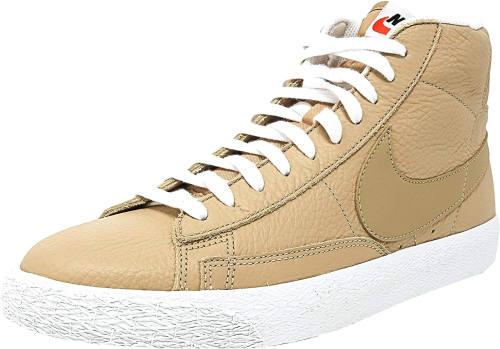 Nike Blazer Mid Premium Leder Beige