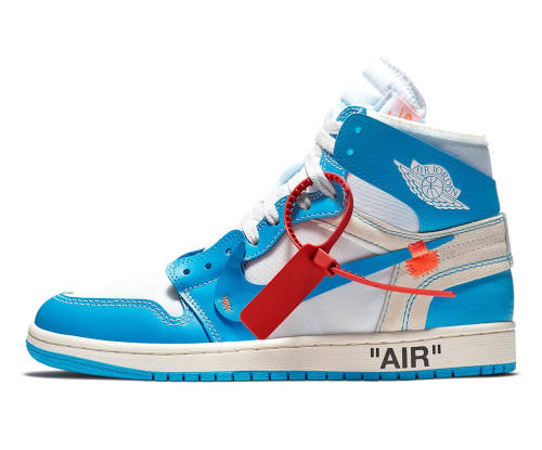 Luciano Sneaker Nike x Off-White