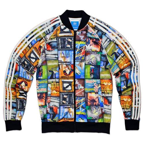 Adidas Sweatshirt bunt
