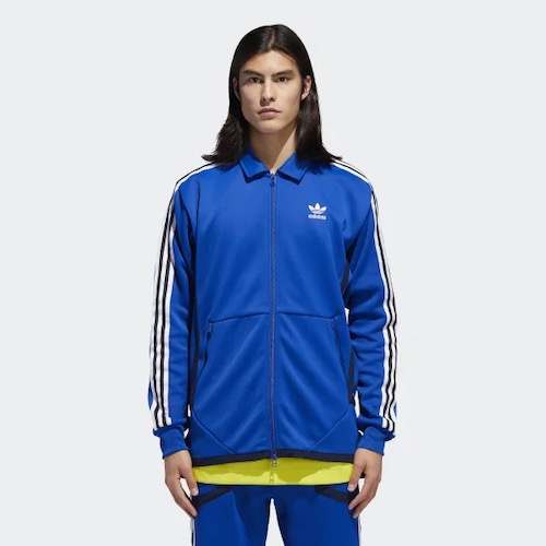 Adidas Windsor Trainingsjacke blau