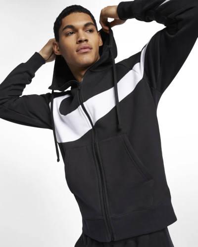 Capital Bra Nike Zip Hoodie