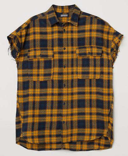 Capo Hemd gelb