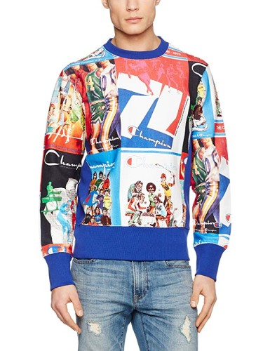 Champion Multi Sweatshirt 210611