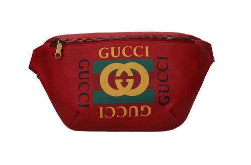 Sinan-G Gucci Gürteltasche rot