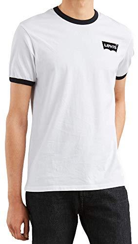 Levis T-Shirt weiß
