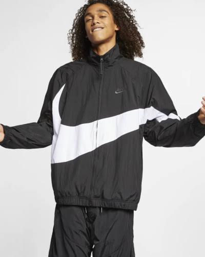 Capital Bra Nike Big Swoosh Trainingsjacke