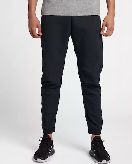Nike Tech Fleece Hose schwarz