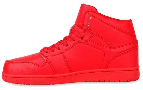Sneaker günstig rot