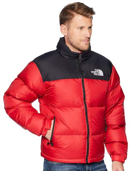 The North Face Nuptse rot