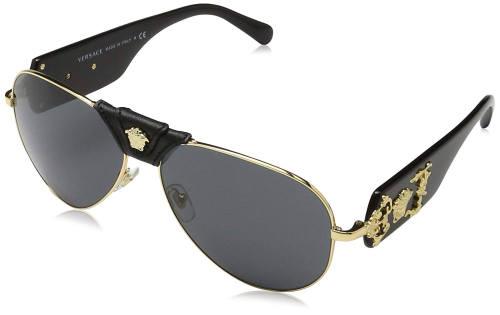 Versace Sonnenbrille Aviator