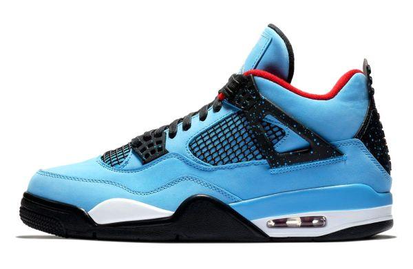 Jordan x Travis Scott Cactus Jack Sneaker