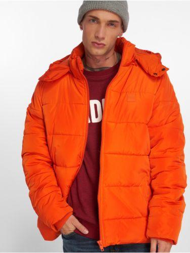 Daunenjacke orange Herren