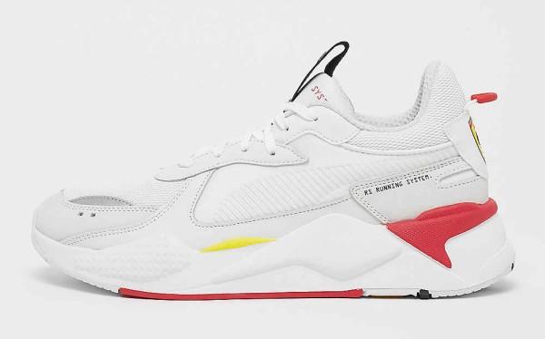 Eno Schuhe Puma Ferrari