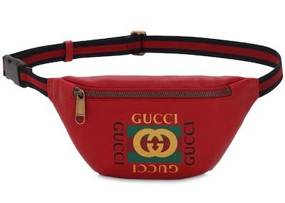 Gucci Umhängetasche rot