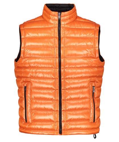 Hugo Boss Weste orange