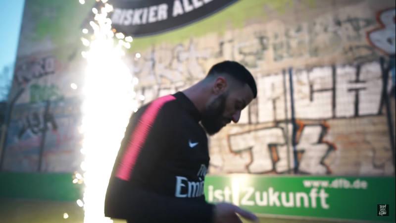 King Khalil PSG